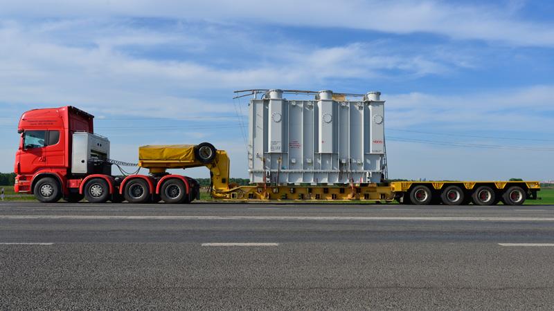 перевозка негабаритных грузов автотранспортом по россии услуги
